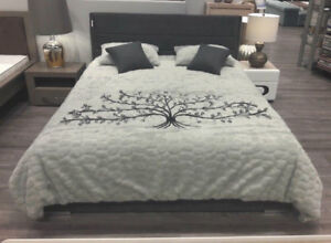 """""""Sandra"""" BED FRAME - QUEEN SIZE - MADE IN EUROPE"""