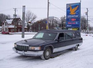 1994 Cadillac Fleetwood Corbillard SS Victoria
