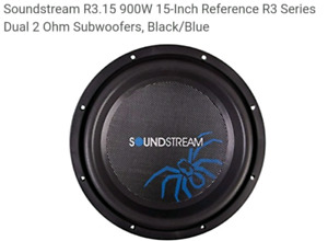 "Subwoofer 15"" SoundStream R3.15"