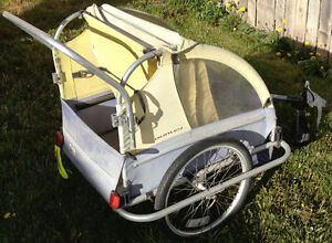Burley Two kid trailer / Stroller
