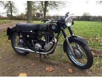 AJS Model 18 1959 500cc