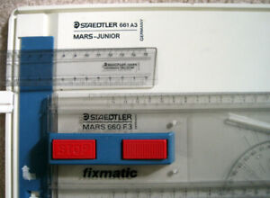 Staedtler Drawing Board with Ruler and Drafting Head