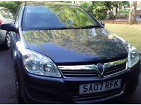 Vauxhall Astra 1.4 facelift model
