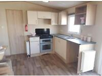 Sited static caravan for sale, Shanklin, Isle of Wight. 2015 Model