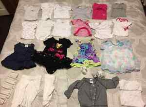 Baby girl newborn clothes Edmonton Edmonton Area image 2
