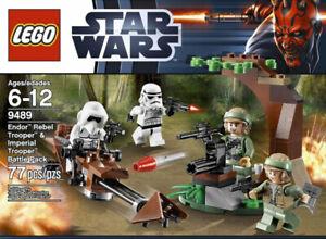 Lego Star Wars Endor Battle Pack 9489