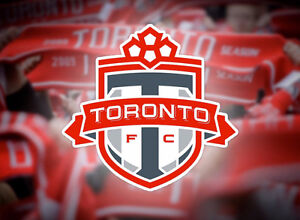 TFC vs. Orlando City FC $50 for the PAIR