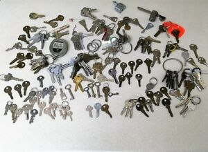 KEYS, KEYS, AND MORE KEYS!