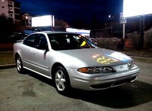 2004 Oldsmobile Alero GL Sedan 3.4L V6