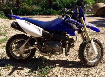 yamaha ttr50e 2012 as new