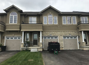 2 Story Town House (3 bedrooms) Stoney Creek