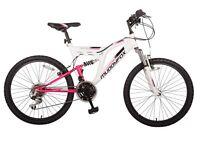 """Muddyfox 26"""" mountain bike recoil26 new"""