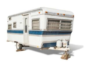 Wanted to buy a cheap camper.