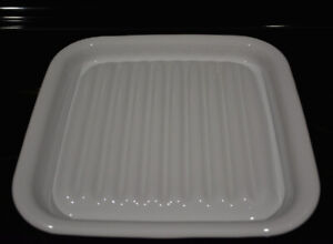 Corning Ware MR-2 Grill Rack Microwave Oven Bacon Tray