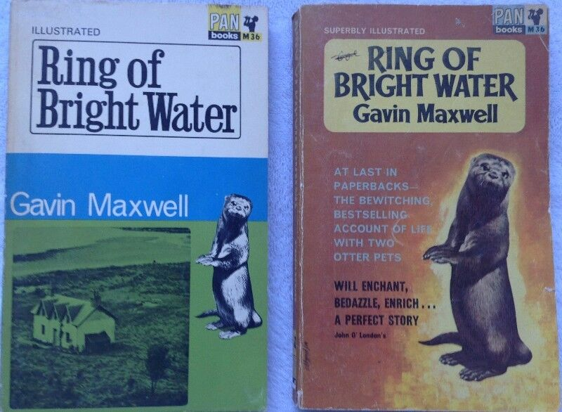 Ring of bright water gavin maxwell other gumtree classifieds ring of bright water gavin maxwell fandeluxe Images
