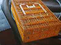 Large Plastic Chicken Crates