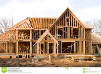 Framing crew looking for work