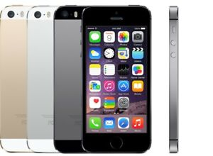 iPhone 5S - 16GB - White and Silver - Excellent Condition