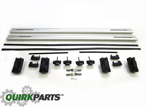 2015 Ram Promaster City Thule Removable Roof Rack Cross