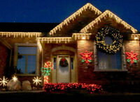 Landscaping, Roof and Gutter Maintenance, Christmas Lights