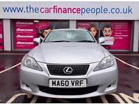 Lexus IS 220d 2.2TD ( 17 Alloy ) 2010MY SE