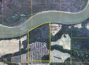 North Sask River Front Property!