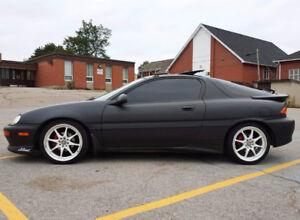 *TRADE FOR ATV, DIRT OR STREET BIKE* 1996 Mazda MX-3 GS 1.8L V6