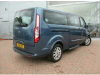 2019 Ford Tourneo Custom 2.0 EcoBlue 130ps Low Roof 8 Seater Titanium Standard R