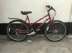 "LADIES DYNAMIX MOUNTAIN BIKE 18"" FRAME £45"