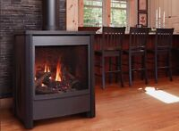 Gas Fireplace Annual Service and Repair