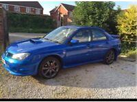 Subaru wrx prodrive