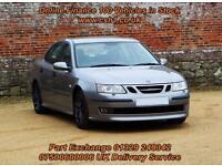 2004 04 SAAB 9-3 2.0 AERO T 4D 210 BHP