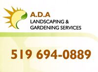 LAWN CARE, LANDSCAPING & GARDENING SERVICES