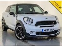 2016 66 MINI PACEMAN COOPER S ALL4 PARKING SENSORS CRUISE CONTROL SVC HISTORY