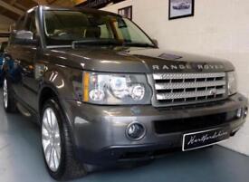2006 Land Rover Range Rover Sport 4.2 V8 Supercharged 5dr