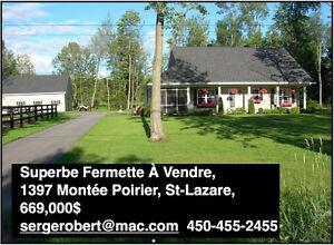 Fermette St-Lazare,