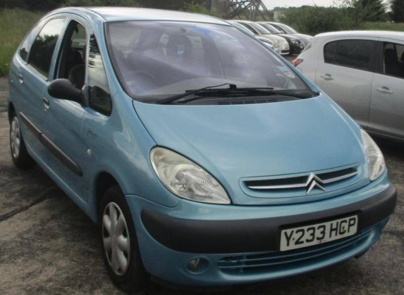 citroen xsara picasso 16v 2000 sx in swineshead. Black Bedroom Furniture Sets. Home Design Ideas
