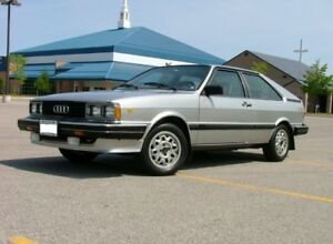 Audi 4000 Coupe Spotless, Mint condition!!!