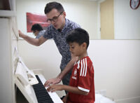 In Home Piano Lessons - South Vancouver *FREE CONSULTATION*