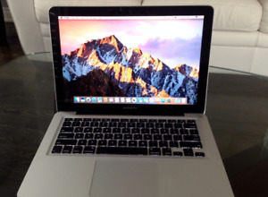 "Apple Macbook Pro 13.3"" 8GB Ram 500GB HD Intel Core i5"