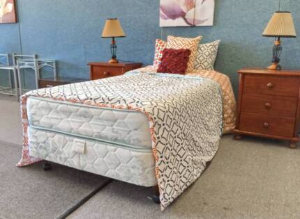 DELIVERY TODAY Ensemble Single bed with mattress QUICK SALE Perth Region Preview