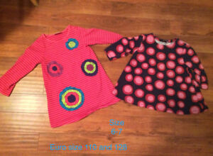 Kids Dresses, European