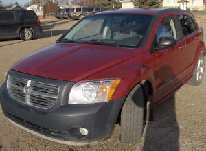 2007 Dodge Caliber 4X4 Hatchback
