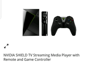 BRAND NEW SEALED NVIDIA SHIELD FOR SALE  $240 firm