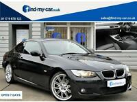 2010 59 BMW 320 2.0D M Sport Highline Coupe Manual FSH | BLUETOOTH | H-LEATHER