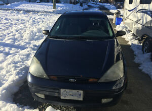 2004 Ford Focus Sedan