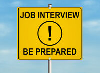 Interview Preparation & Coaching – Get Noticed, Get Hired!