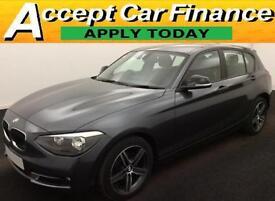 BMW 116 1.6 ( 136bhp ) ( s/s ) Sports FROM £62 PER WEEK!