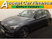 BMW 116 1.6 ( 136bhp ) ( s/s ) Sports FROM £62 PER WEEK!