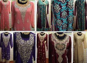 Pakistani, Indian Bangladeshi ladies dresses by SIM Fashions